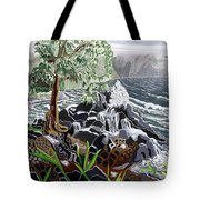 Keanae Tote Bag by Fay Biegun - Printscapes