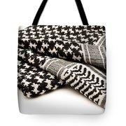 Keffiyeh Tote Bag by Fabrizio Troiani