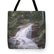 Kent Falls Tote Bag by Jack Skinner