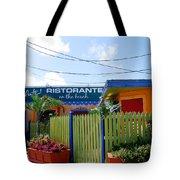 Key West Colors Tote Bag by Susanne Van Hulst