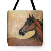 Kiger Mustang Tote Bag by Ben Kiger