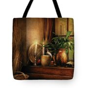 Kitchen - One fine evening Tote Bag by Mike Savad