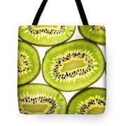 Kiwi Fruit II Tote Bag by Paul Ge