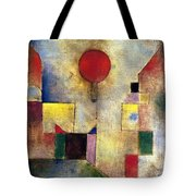 Klee: Red Balloon, 1922 Tote Bag by Granger