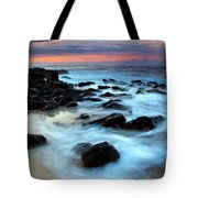 Koloa Dawn Tote Bag by Mike  Dawson