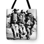 Korean War: Pork Chop Hill Tote Bag by Granger