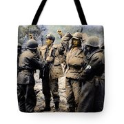 Korean War: Prisoners Tote Bag by Granger