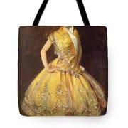 La Carmencita Tote Bag by John Singer Sargent