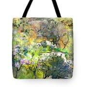 La Provence 07 Tote Bag by Miki De Goodaboom