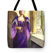 Lady Ettard Tote Bag by Melissa A Benson
