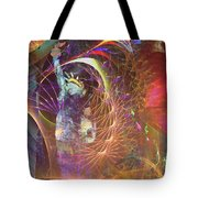 Lady Liberty Tote Bag by John Robert Beck
