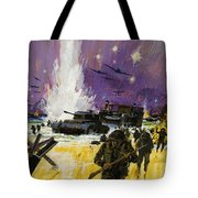 Landing Tote Bag by Graham Cotton