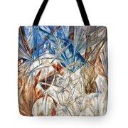 Larionov: Glass, 1912 Tote Bag by Granger