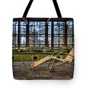 Last Resort Tote Bag by Evelina Kremsdorf