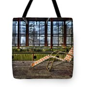 Last Resort Tote Bag by Evelina Kremsdorf