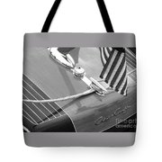 Late 1940's Chris Craft Custom Tote Bag by Neil Zimmerman