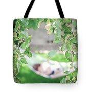 Lazy Days Of Summer Tote Bag by Lisa Knechtel