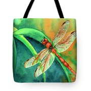 Lazy Days Tote Bag by Tracy L Teeter