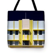 Leslie Hotel Tote Bag by Dave Bowman