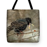 Let's Do Lunch Tote Bag by Lois Bryan