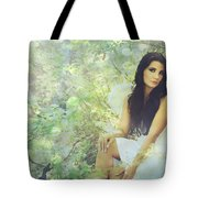 Lightness Tote Bag by Laurie Search