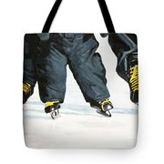 Like Father Like Son Tote Bag by Betty-Anne McDonald