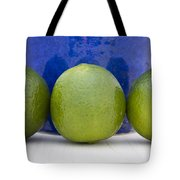 Lime Tote Bag by Frank Tschakert