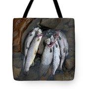 Limit Tote Bag by Randy Bodkins