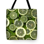 Limons Tote Bag by Christian Slanec
