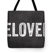 Live Love Bake Tote Bag by Linda Woods