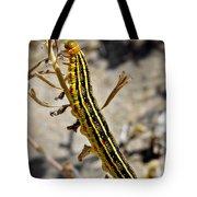 Living Desert Tote Bag by Christine Till
