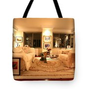 Living Room III Tote Bag by Madeline Ellis