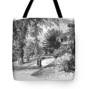 Long Island: Summer Home Tote Bag by Granger