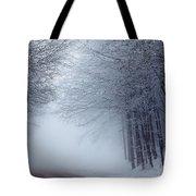 Lost Way Tote Bag by Evgeni Dinev