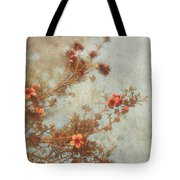 Love Is In Bloom Tote Bag by Laurie Search