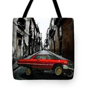 Low Rider Tote Bag by Monday Beam