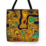 LSD Tote Bag by Omaste Witkowski