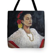 Lucinda Tote Bag by Toni Berry