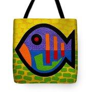 Lucky Fish II  Tote Bag by John  Nolan
