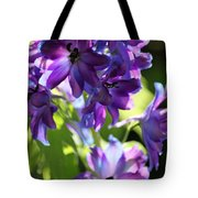 Lush Tote Bag by Suzanne Gaff