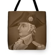 Mad Anthony Wayne Tote Bag by War Is Hell Store