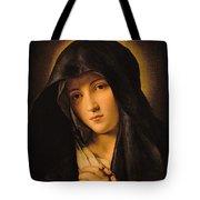 Madonna Tote Bag by Il Sassoferrato