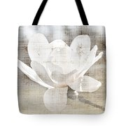 Magnolia Flower Tote Bag by Elena Elisseeva