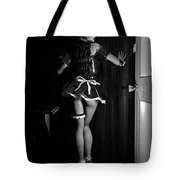 Maid Service Tote Bag by Alexander Butler