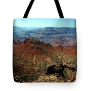 Majestic View Tote Bag by Susanne Van Hulst