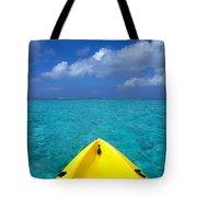 Mariana Islands, Saipan Tote Bag by Greg Vaughn - Printscapes