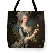 Marie Antoinette Tote Bag by Elisabeth Louise Vigee Lebrun