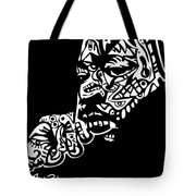Martin Luther King Jr. Tote Bag by Kamoni Khem