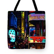 Marvelous Tote Bag by Jeff Breiman