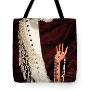 Masquerade Tote Bag by Tom Mc Nemar